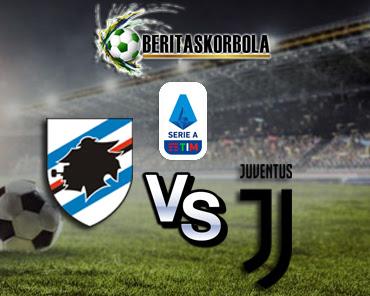 Prediksi Bola Sampdoria Vs Juventus Minggu 31 Januari 2021