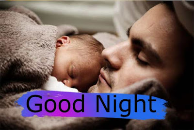 good night images girl and boy