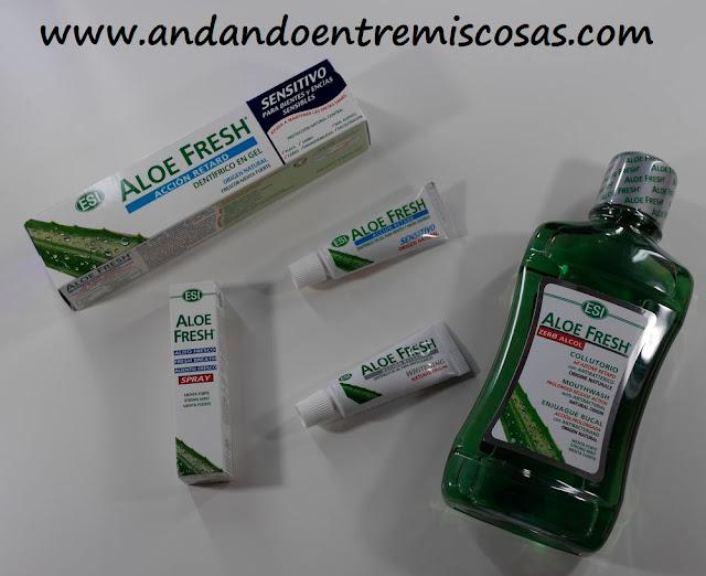 Productos de higiene buecal de Trepat Diet