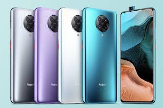 شركة Redmi تكشف عن هاتفين K30 Pro و K30 Pro Max