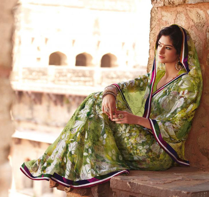 e5ae28aa36 There is no need to go in depth of Laxmipati Sarees because everyone who  have some knowledge about dress designing and have craze of fashion, ...