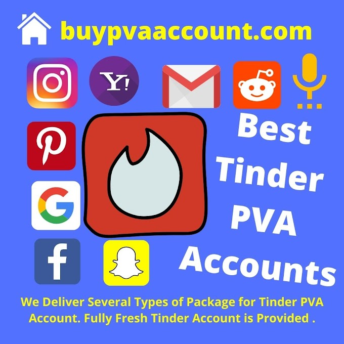 Best Tinder PVA Accounts Packages