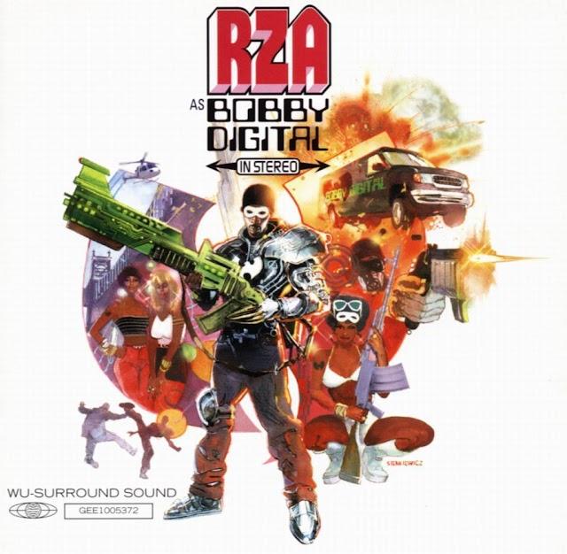 Hoy en la historia del Hip Hop:  Rza lanzó su álbum debut en solitario Bobby Digital In Stereo el 24 de noviembre de 1998