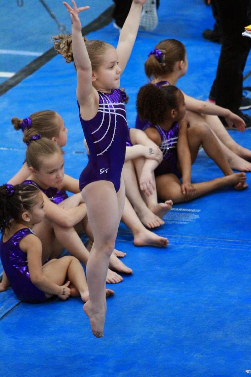 u of gymnastics meet