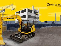United Tractors Jadi Distributor Truk Indonesia Terbaik
