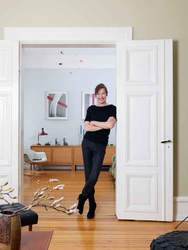 The Home And Studio Of Swedish Furniture Upholsterer Carina Grefmar