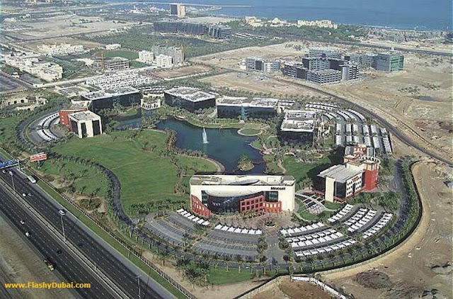 DUBAI INTERNET CITY'DE SHARING/SANAL OFİSLERDE YERİNİZİ ALIN