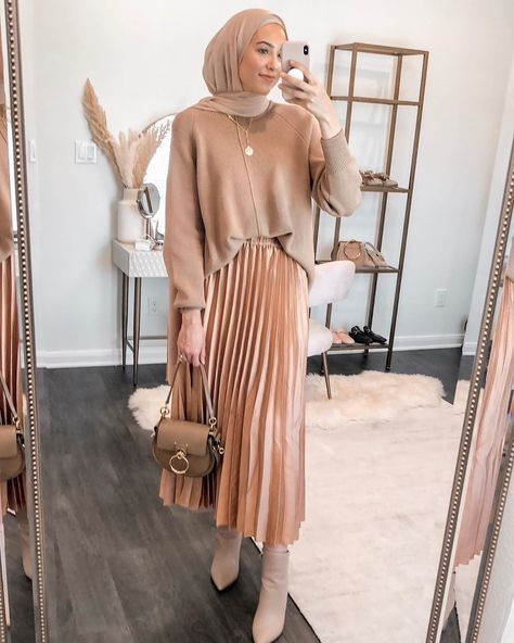 A Skirt Suitable for Skinny Women