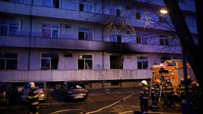 Feltételezések szerint hősugárzó is okozhatta a bukaresti kórháztüzet