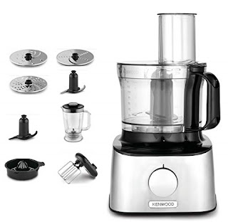 Kenwood FDM301SS Multipro Compact Food Processor