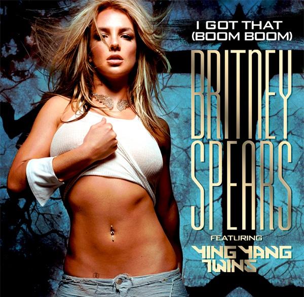 Britney Spears Feat. Ying Yang Twins - (I Got That) Boom Boom (Edits)