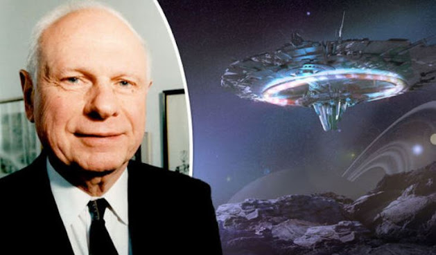 Canada's Former Minister Of Defense: Four Alien Species Visit Earth