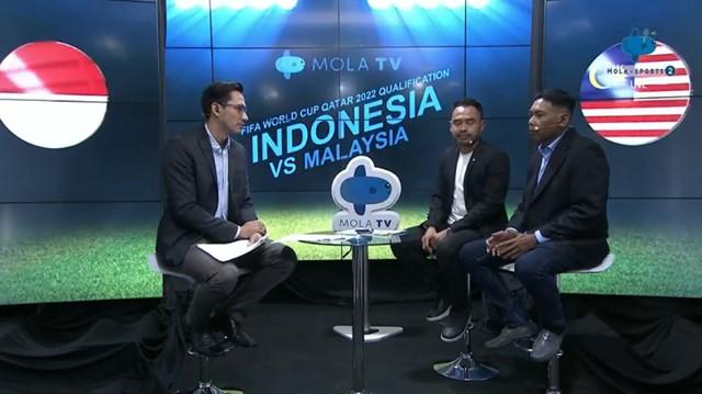Link Live Streaming Indonesia vs Malaysia di MolaTV - mola.tv