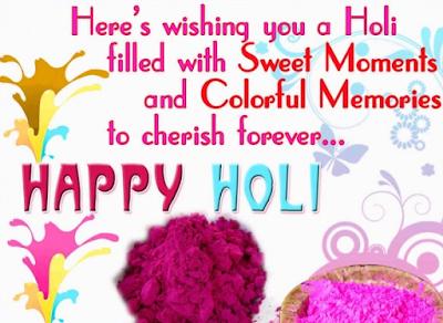Happy Holi Shayari, Sms, Text Messages
