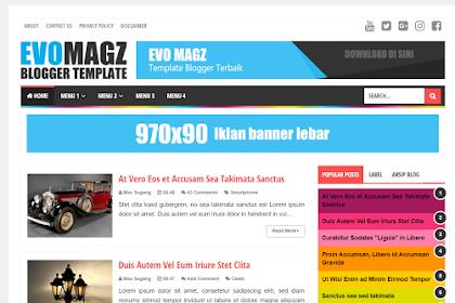 Template Blogger Premium Karya Mas Sugeng