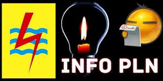 Info PLN ACEH 6 juli 2019, Listrik Padam dari pukul 08.00 WIB -16.00 WIB
