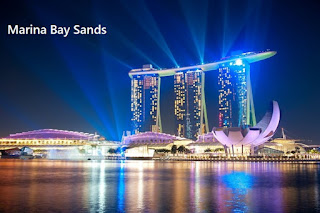 Marina Bay,Marina Bay Sands Hotel,SIngapore