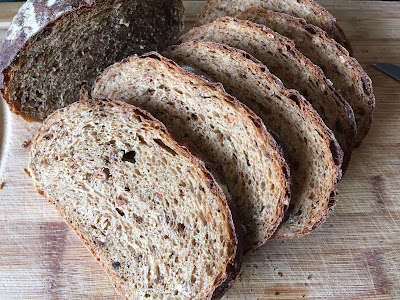 Cotswold Crunch bread sliced