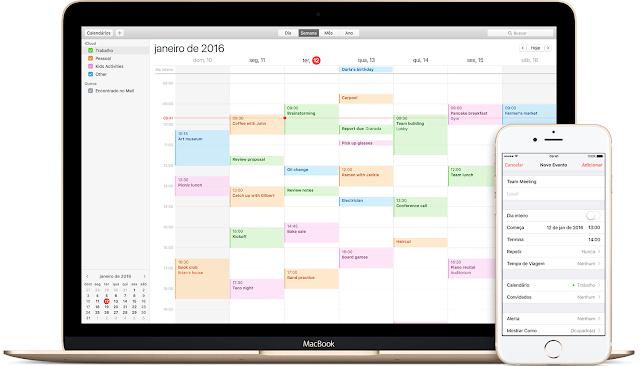 Diversos usuários têm reclamado sobre o recebimento de uma grande quantidade de spam no calendário do iCloud
