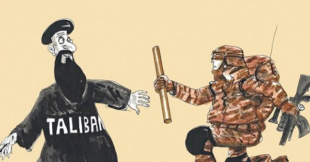 A morte do líder Taliban Mullah Omar poderia ajudar o ISIS