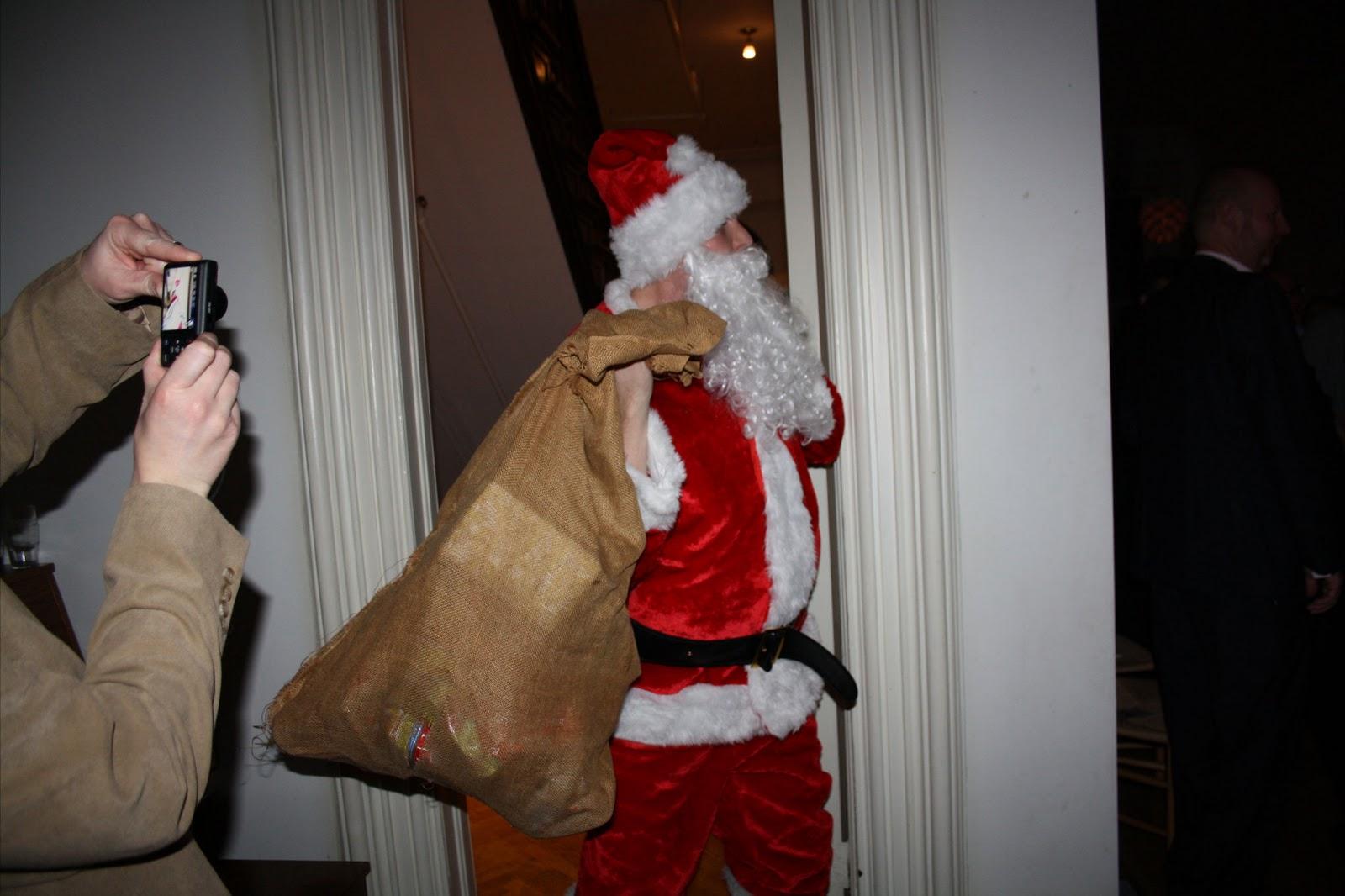 spøgelse ludvig og julemanden