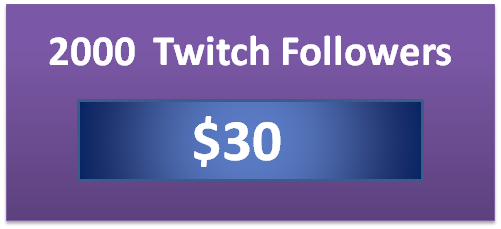 2000 buy twitch viewers cheap