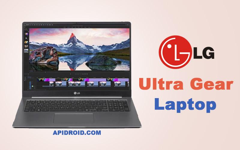 LG Ultra Gear Laptop