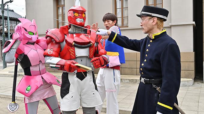 Kikai Sentai Zenkaiger Episode 27 Subtitle Indonesia