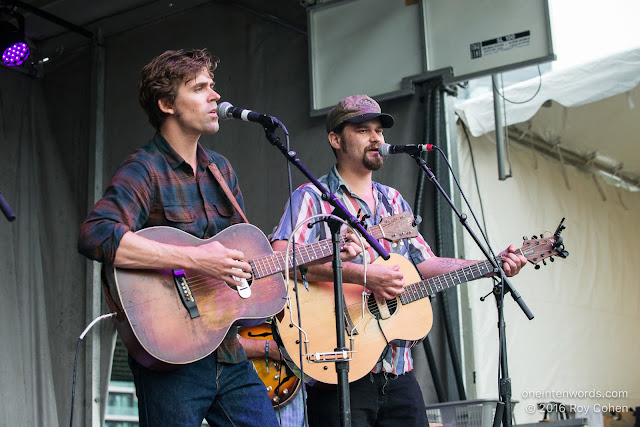 The Deslondes at The Toronto Urban Roots Festival TURF Fort York Garrison Common September 17, 2016 Photo by Roy Cohen for  One In Ten Words oneintenwords.com toronto indie alternative live music blog concert photography pictures