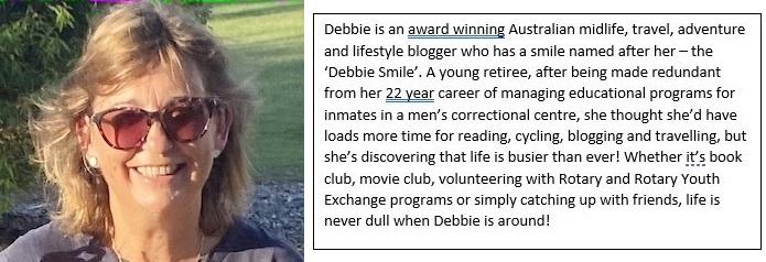 Deb from Deb's World