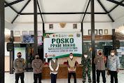 Tim Pakar Satgas Covid-19 Tinjau Posko PPKM Mikro di Desa Sukorejo