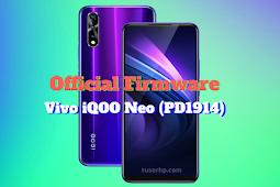 Firmware Vivo iQoo Neo (V1914A) PD1914