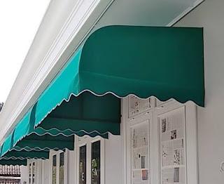 Canopy kain bekasi Atau Kanopi Kain murah berkualitas