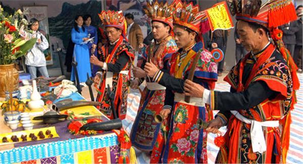 Phong tục lễ cấp Sắc người Dao Hà Giang