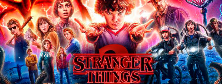 Series que he visto últimamente - Stranger Things