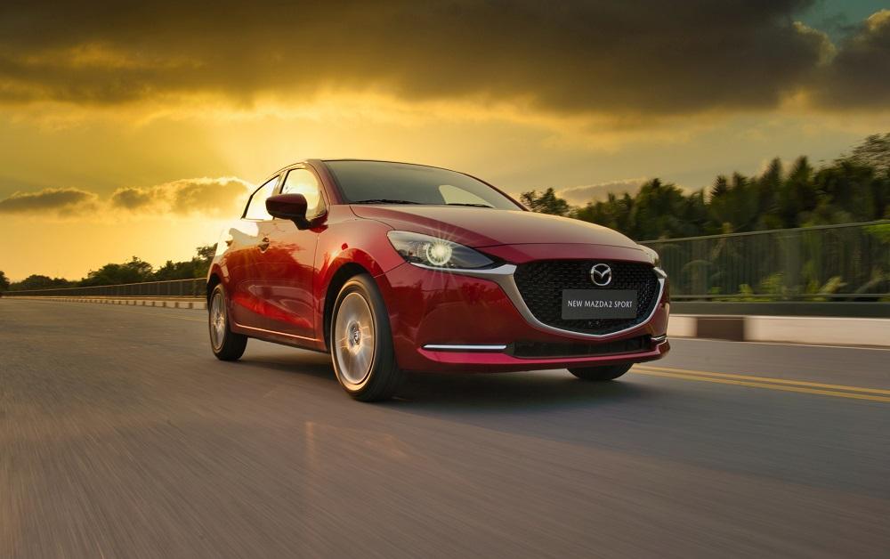 Mazda 2 2020 nhập khẩu từ Thái Lan