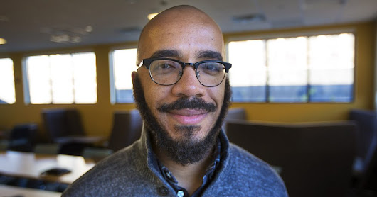 Through Poetry And TED Talks, Clint Smith Probes Racism In America