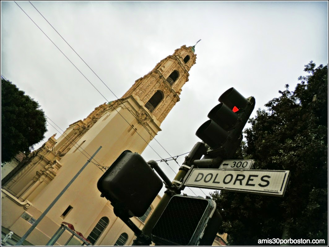 Misión Dolores, San Francisco