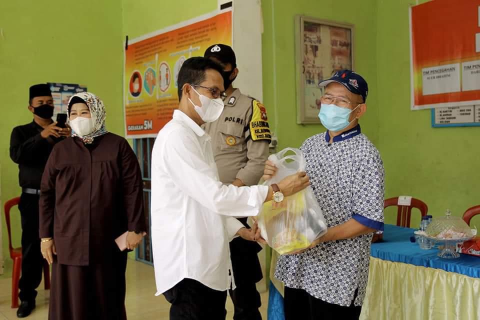 Resmikan Empat Posko di Kecamatan Bengkong, Amsakar : Posko PPKM Mikro di Batam Sudah 2.867