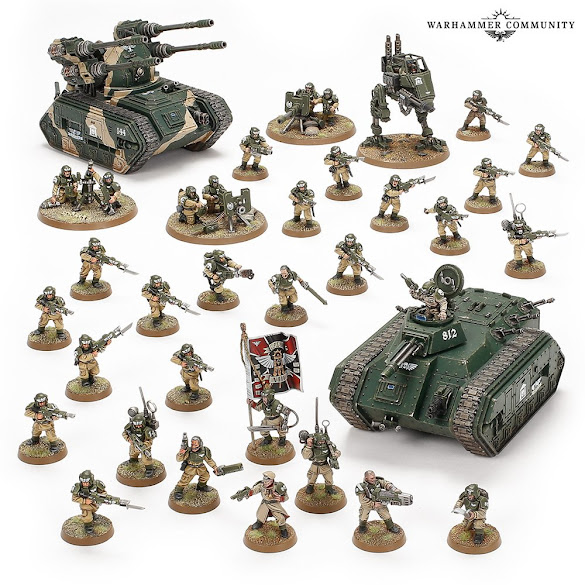 Astra Militarum – Bastion Platoon