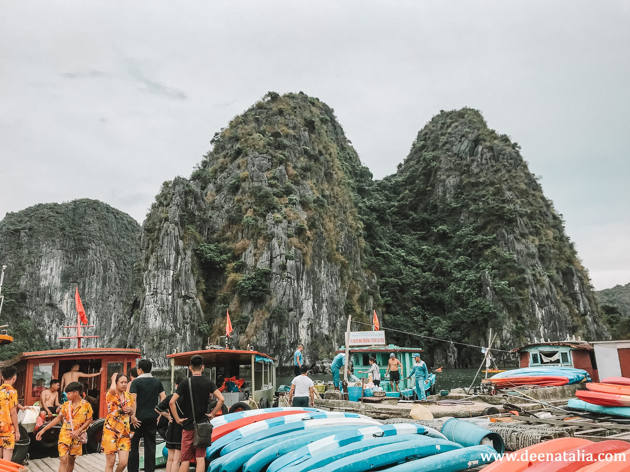 Cai Beo Village