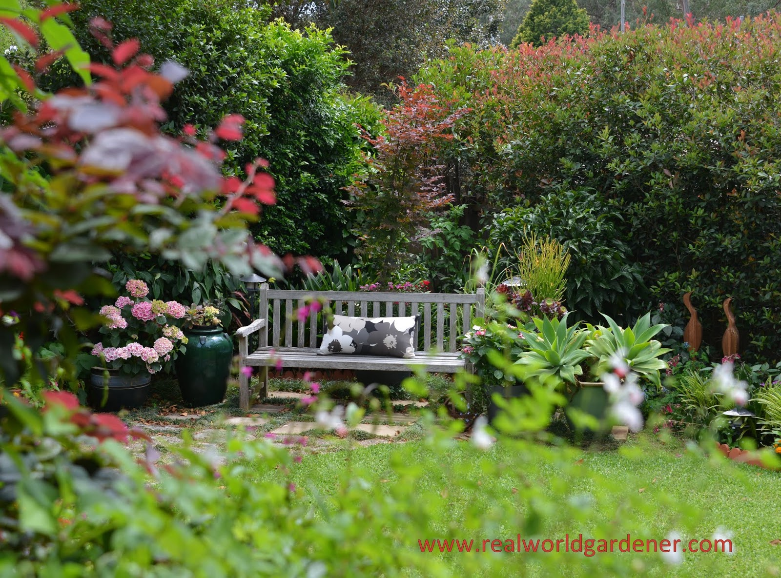 Real World Gardener Best Garden Seating In Design Elements
