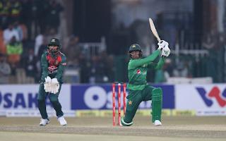 Cricket Highlightsz - Pakistan vs Bangladesh 2nd T20I 2020