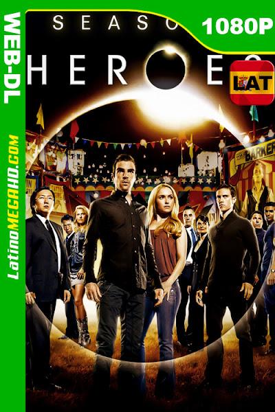 Heroes (Serie de TV) Temporada 4 (2009) Latino HD WEB-DL 1080P ()
