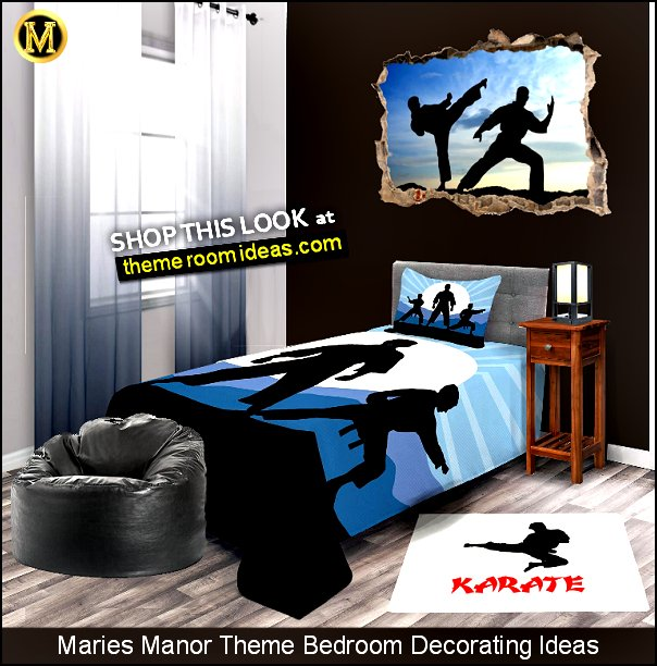 martial arts bedroom martial arts decor boys sports bedroom karate kid bedroom ideas.