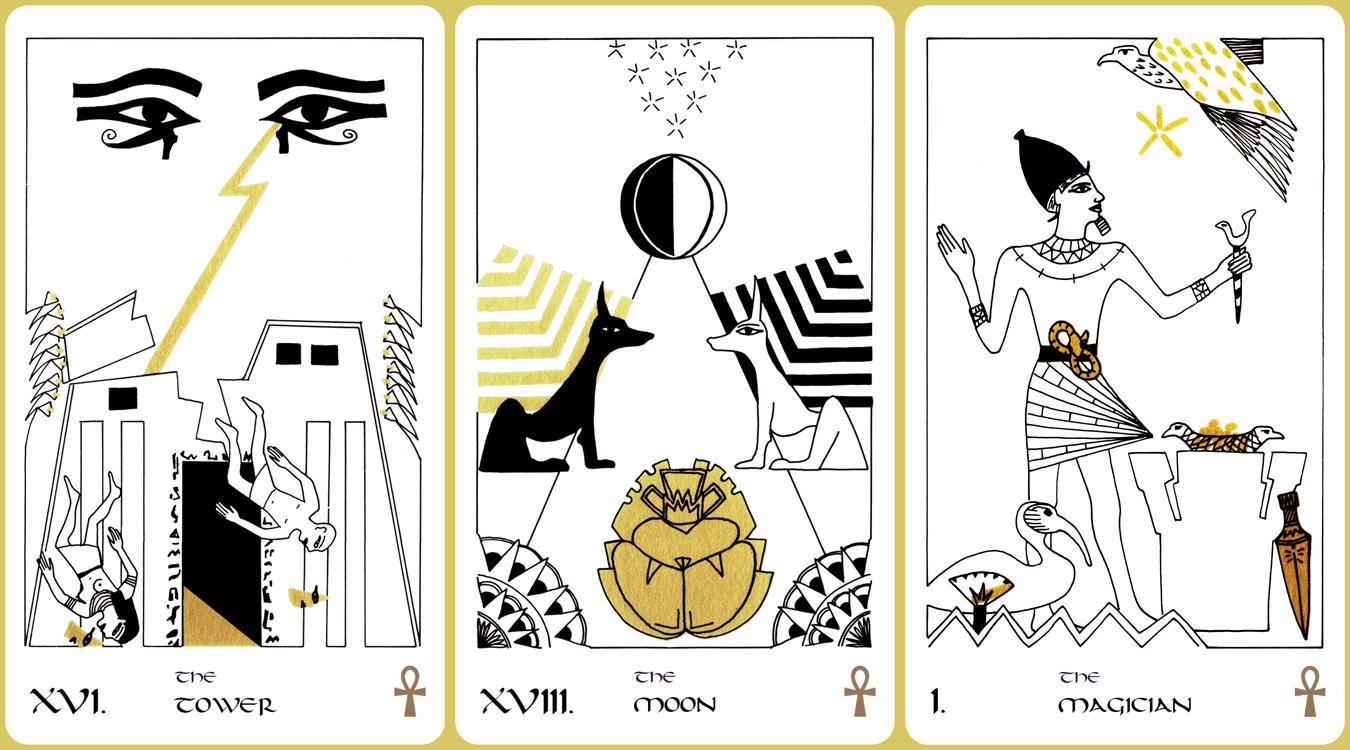 Aegyptisches Tarot