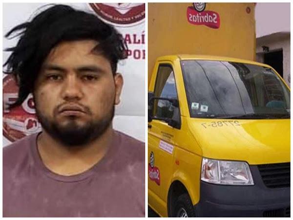 Jovencito pasará 23 años en prisión por robo violento de frituras Sabritas; su madre pide justicia