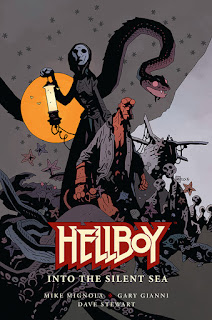 Dark Horse Comics Hellboy: Into the Silent Sea Graphic Novel
