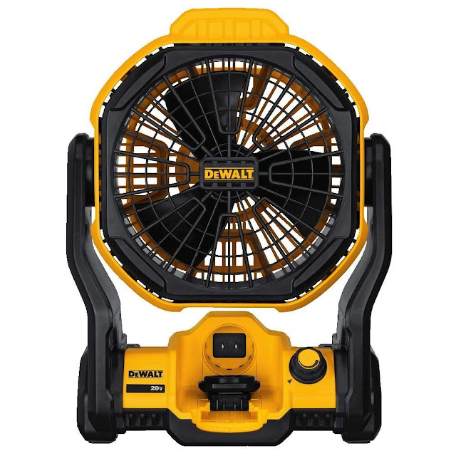 best work fan for job site - dewalt