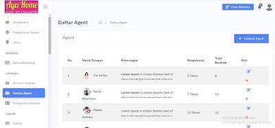 Source Code E-Salon Aplikasi Booking Salon